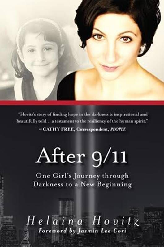"""Book cover of, """"After 9/11"""" By Helaina Hovitz. Next Avenue, 9/11, september 11, middle school"""
