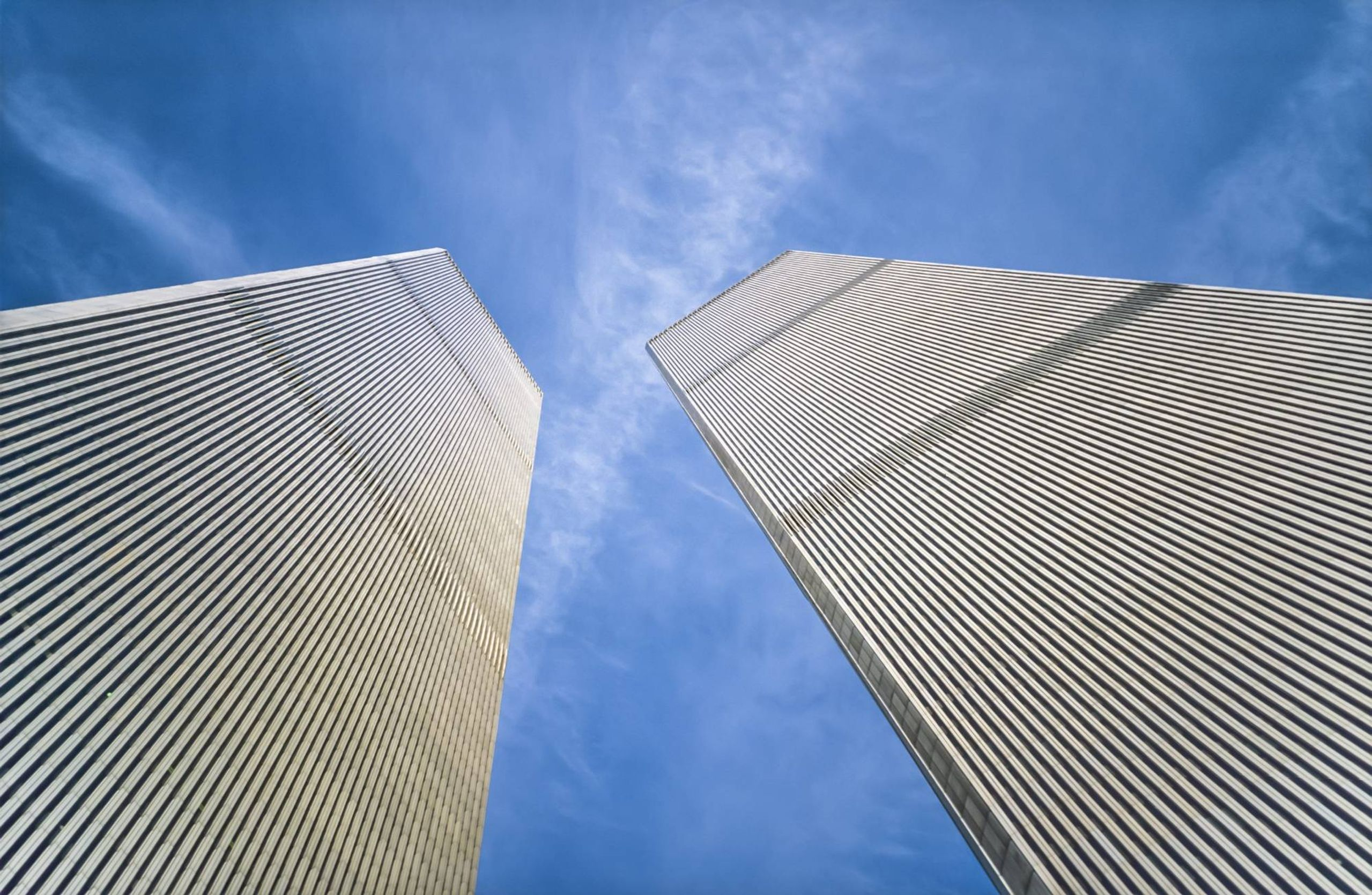 Twin Towers, September 11, where you were on 9/11