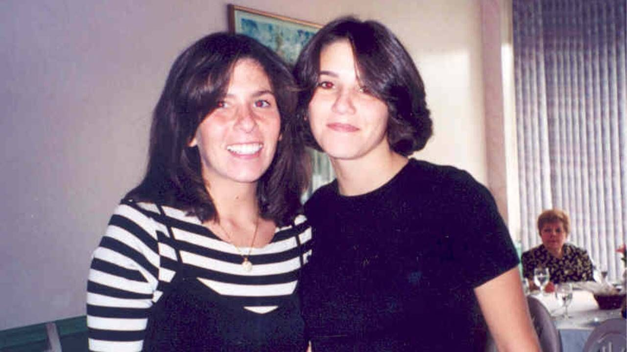 Brooke Jackman and her sister in the 90s. Next Avenue, 9/11, September 11
