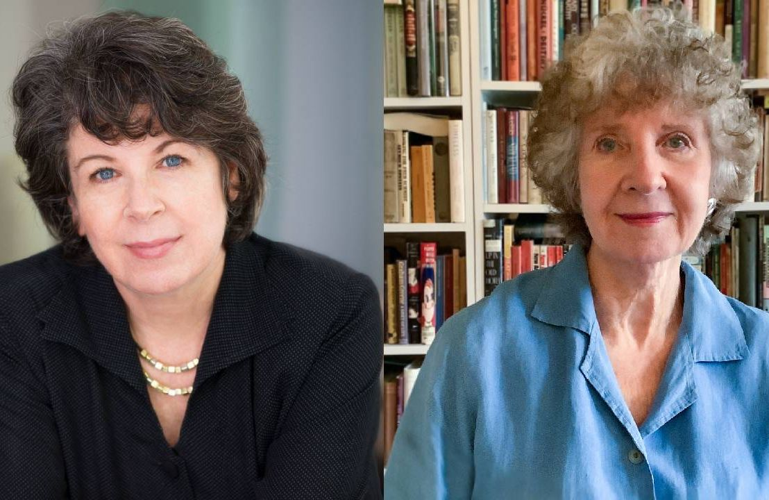 Authors Meg and Hilma Wolitzer in side-by-side photos. Next Avenue,