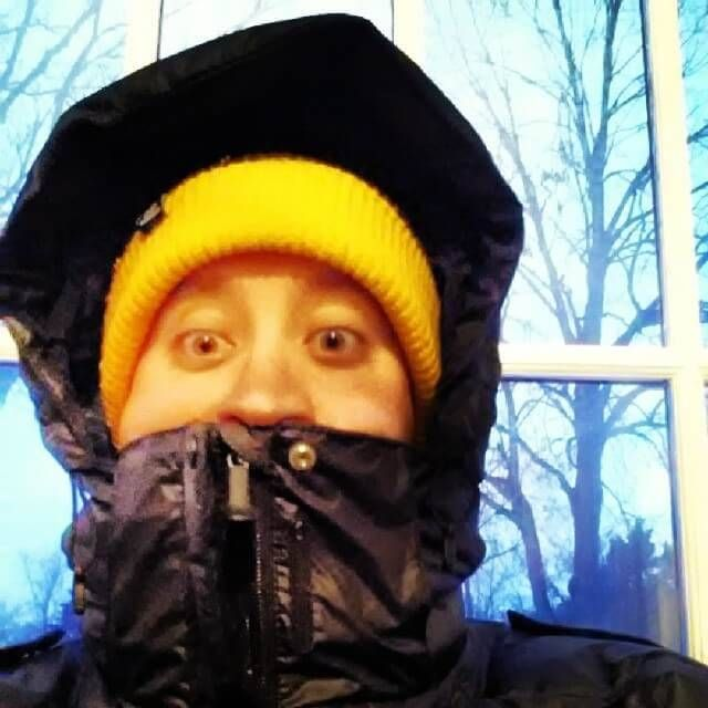 Leif beats the cold
