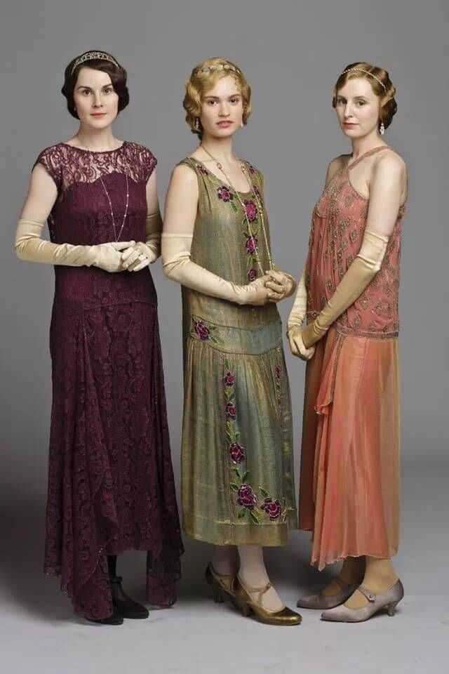 downton ladies season4