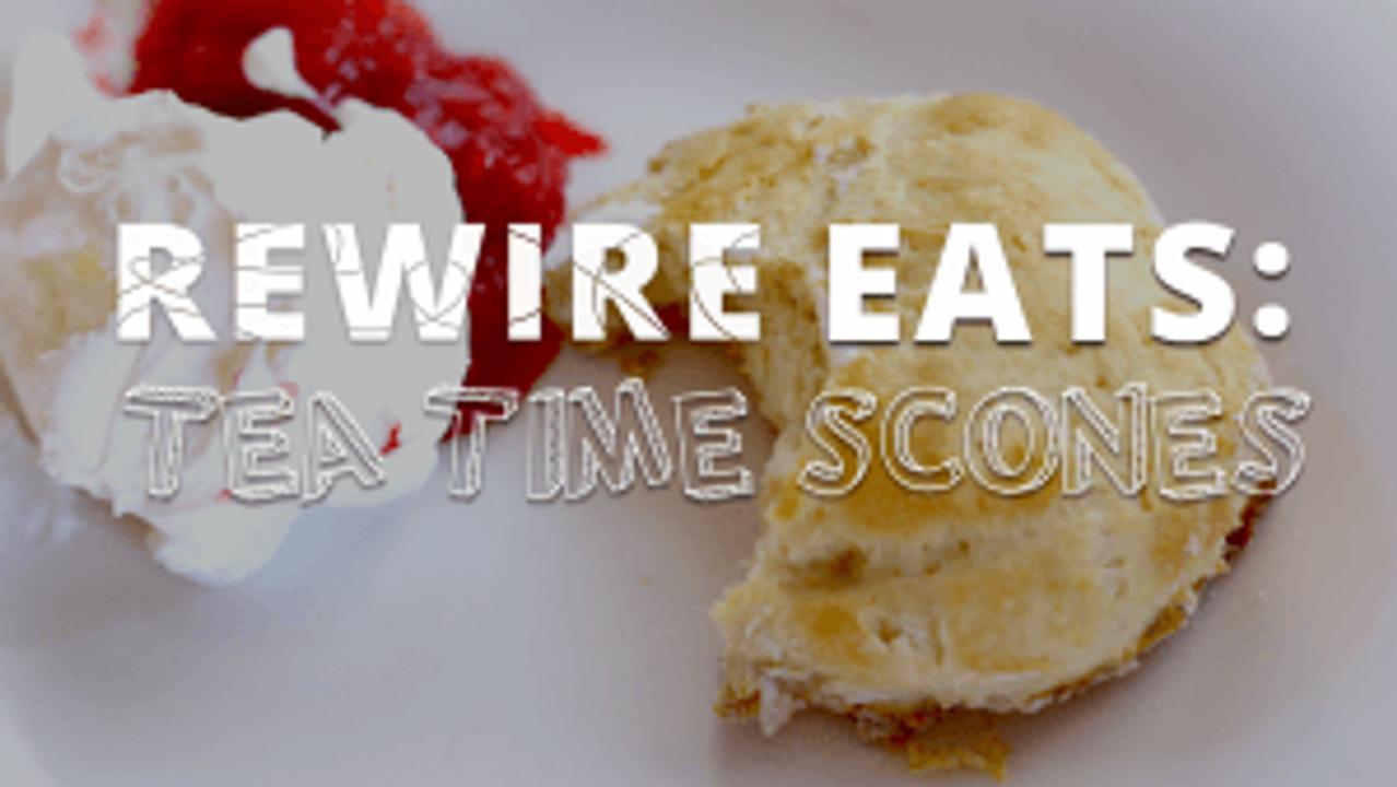 The Great British Baking Show pbs rewire