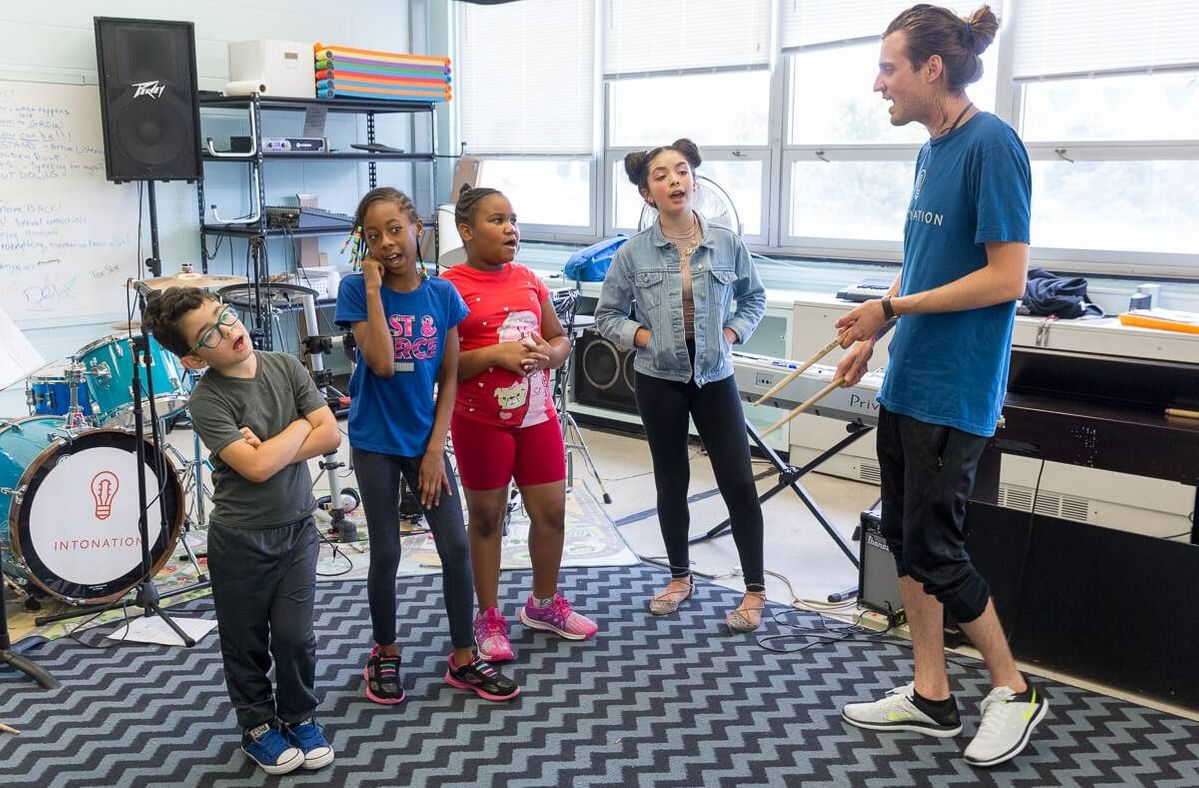 Intonation Music Workshop pbs rewire