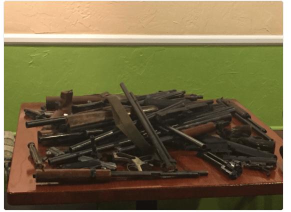 Unwanted Guns pbs rewire
