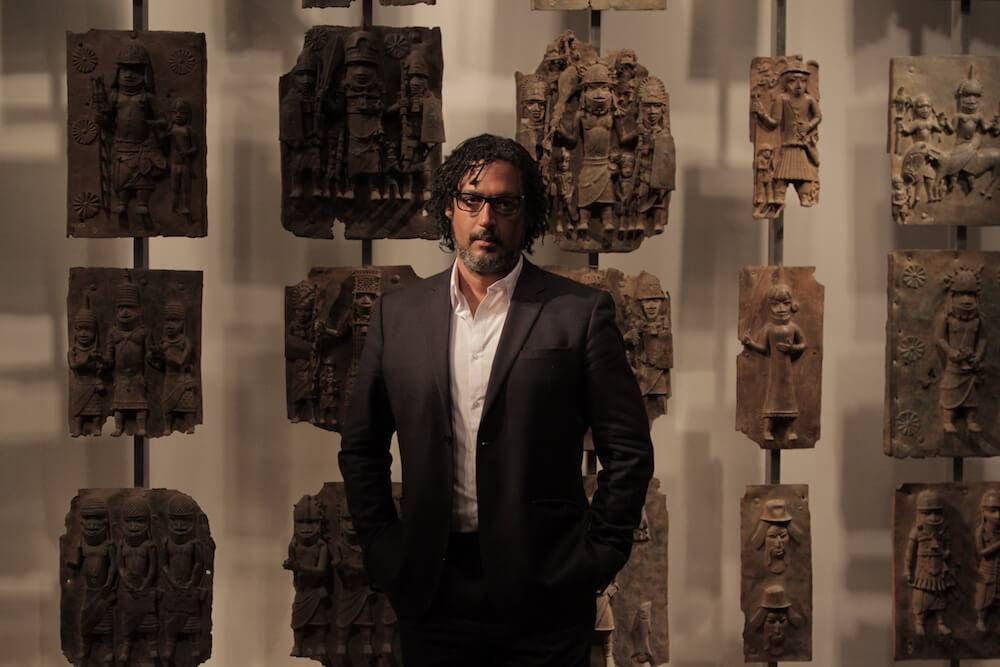 David Olusoga, one of the hosts of