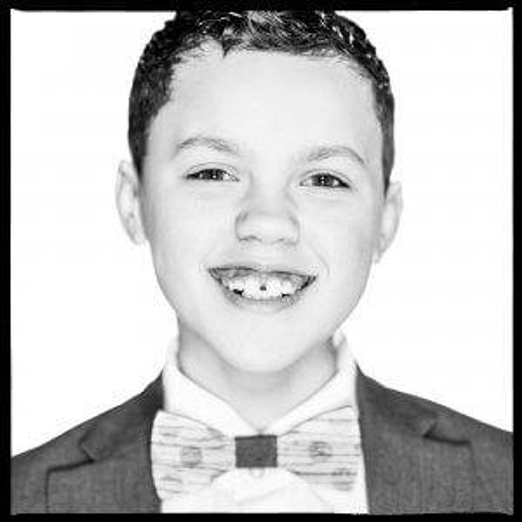 Portrait photograph of young person. Pronouns pbs rewire