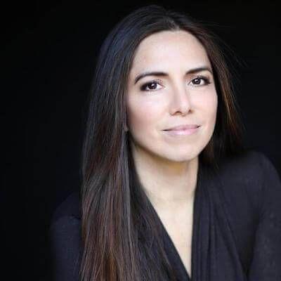 Head shot for author Nathalie Molina Niño. Women Entrepreneurs pbs rewire