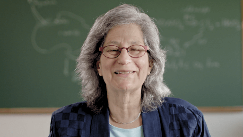 Photo of environmental scientist Susan Solomon. Ozone Hole pbs rewire