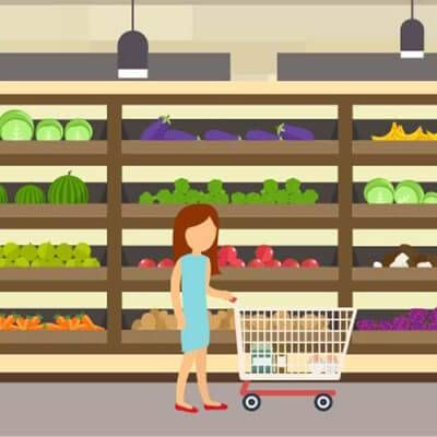 Rewire PBS living grocery shopping