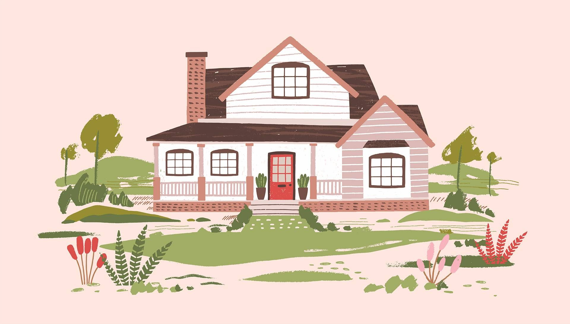 A new home. REWIRE PBS Love buying a home