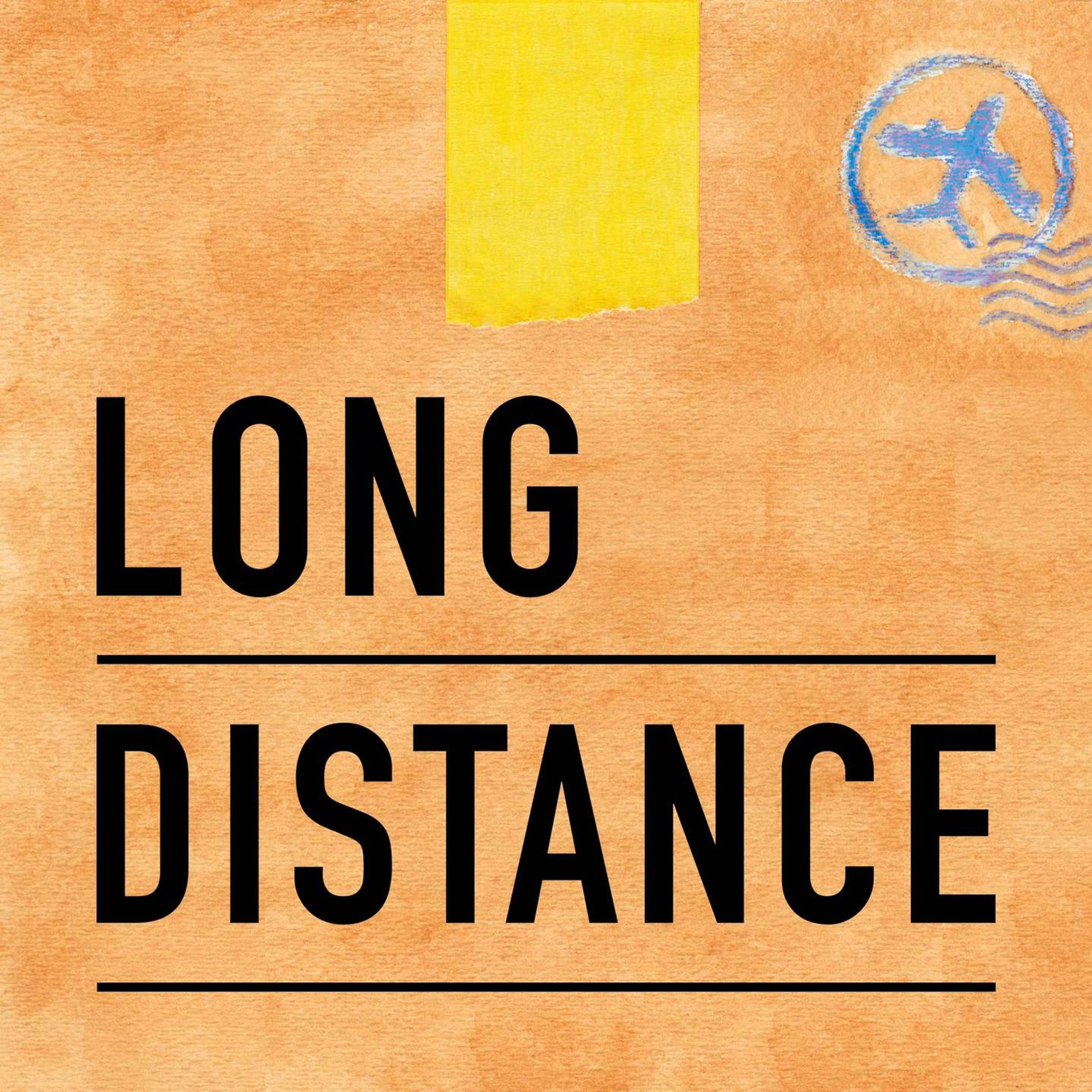 Long Distance podcast logo