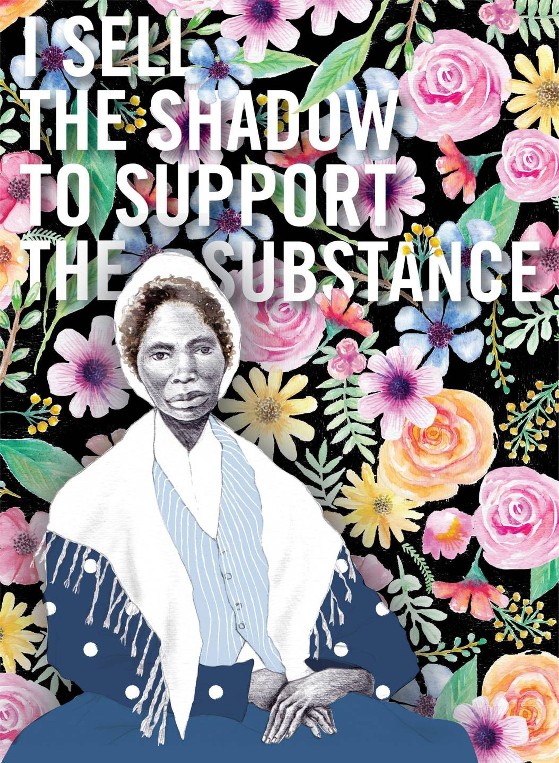 Illustration of Sojourner Truth by Tashana McPherson. Rewire PBS Our Future She Votes