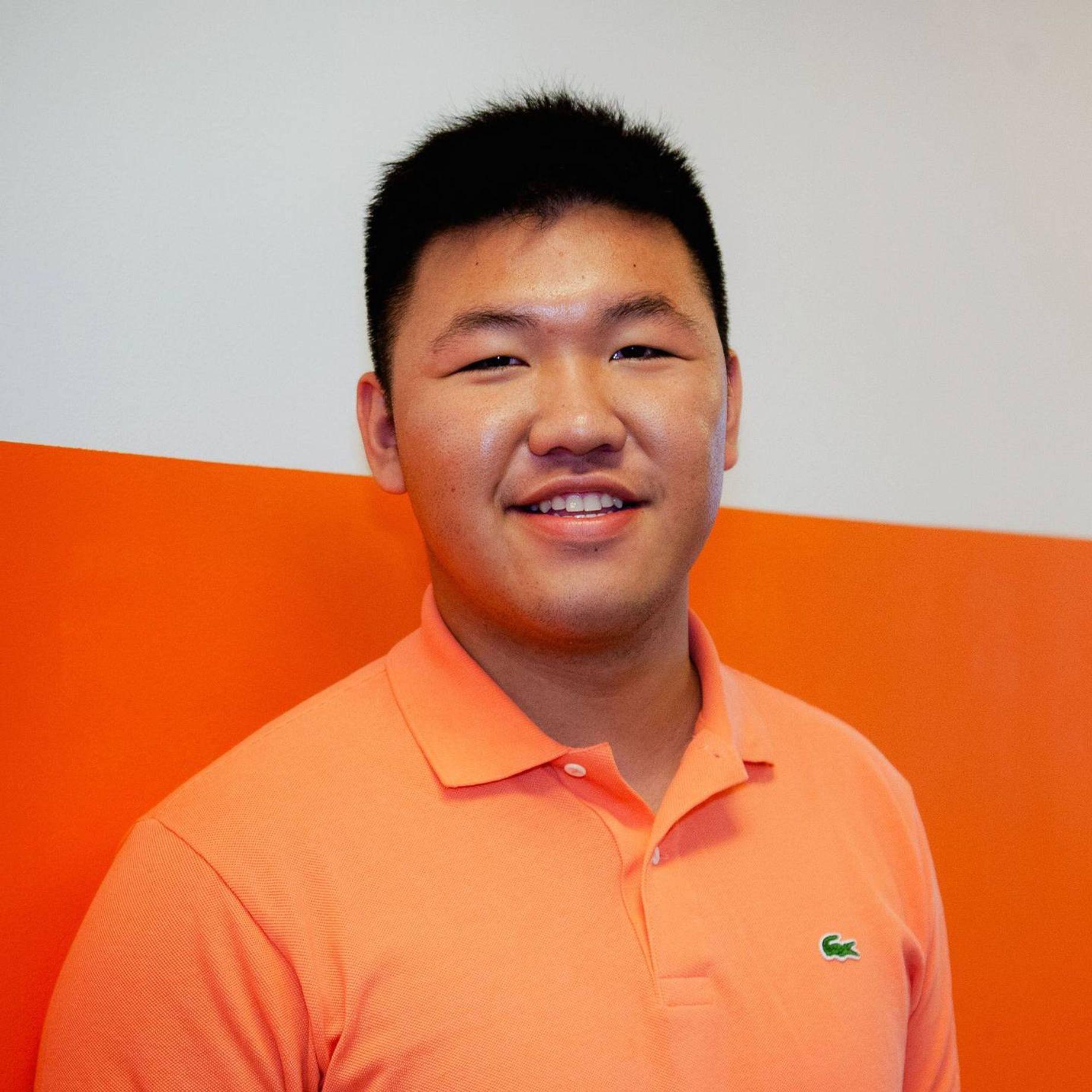 Victor Ye. Rewire PBS Work Gap Year
