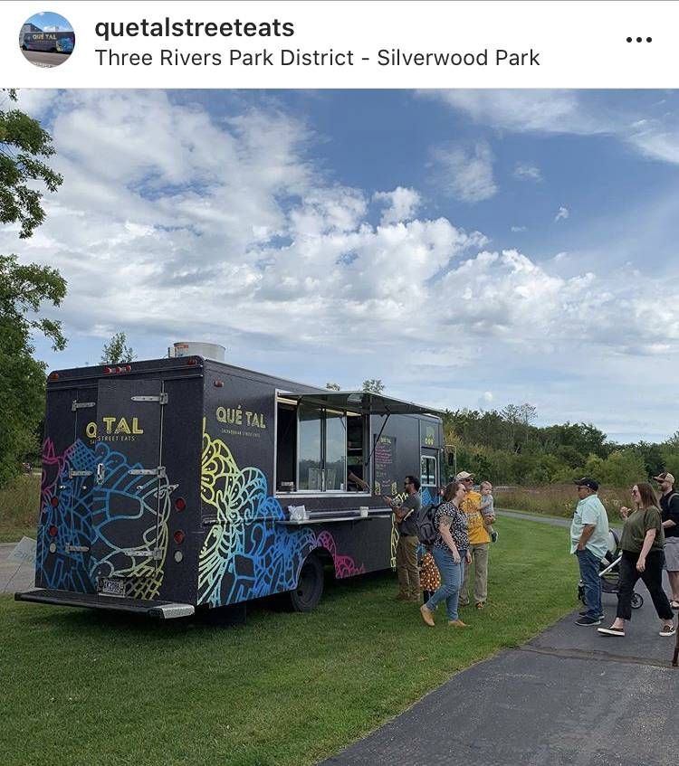 que tal street eats a food truck small business. REWIRE PBS work small business owners