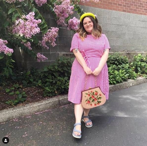 sam wears colorful clothing as a way to boost her mood. Rewire pbs living pandemic fashion