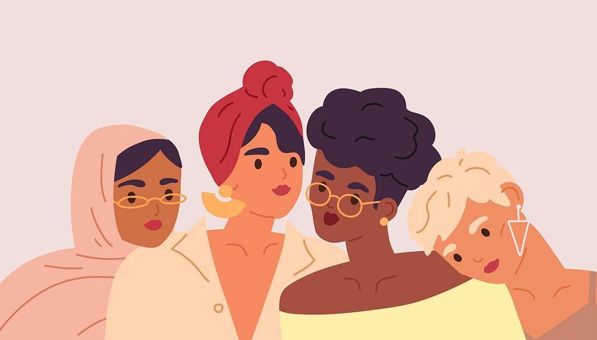supportive friends. REWIRE PBS love support gender identity