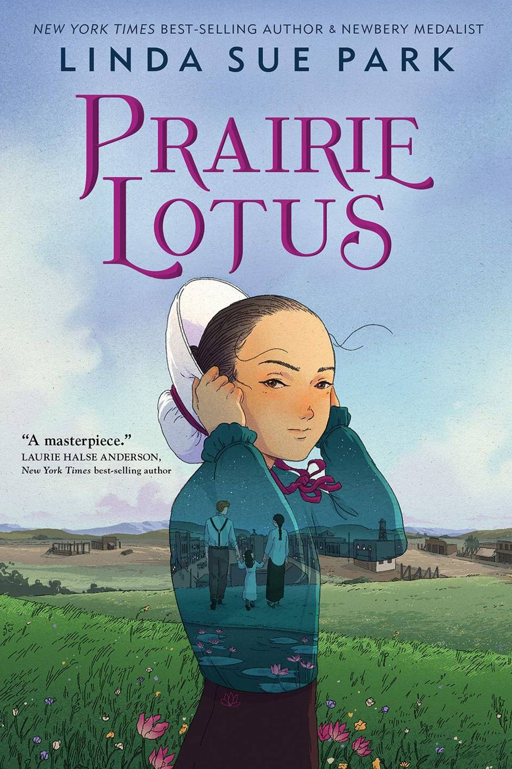 prairie lotus by Linda Sue Park. Rewire PBS Laura Ingalls Wilder Little House on the Prairie