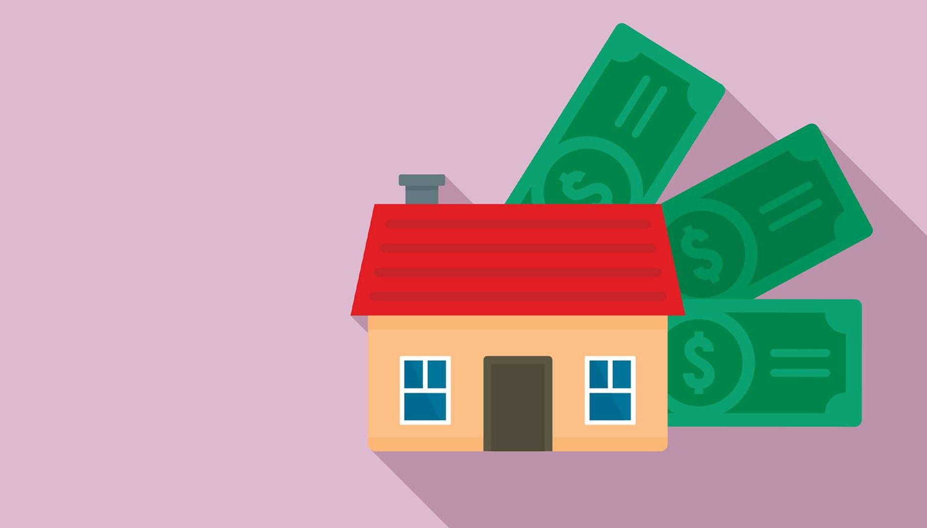 buying a home concept. rewire pbs money mortgage loan