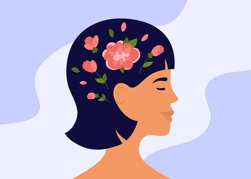 woman mental health. rewire pbs health chronic illness